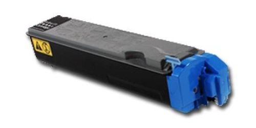 Toner KLT510C, Rebuild für Kyocera-Drucker, ersetzt TK-510C