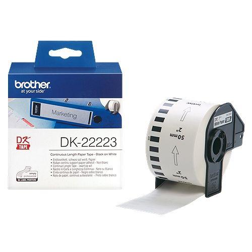 brother DK-22223, DK-Tape, 50 mm x 30,48 m