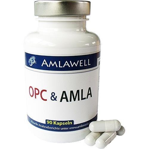 Amlawell OPC & AMLA / 90 Kapseln
