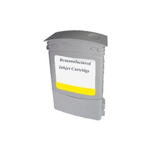 Druckerpatrone Typ 80, yellow, 350ml, H80YErw