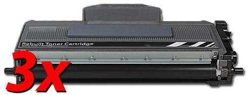 Toner-Sparset: 3 x BLT2120, Rebuild für Brother-Drucker