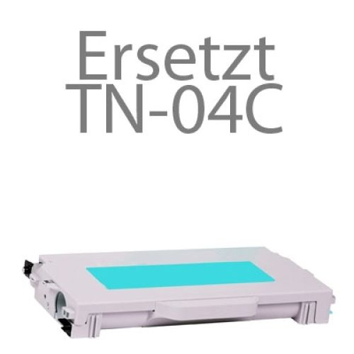 Toner BLT2700C, Rebuild für Brother-Drucker mit TN-04 C
