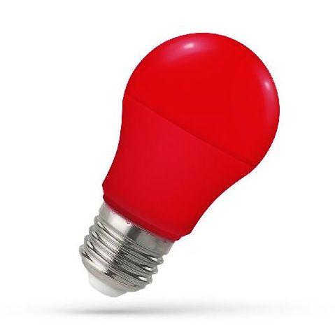 LED Birne E27, 5W, Deko-Licht rot