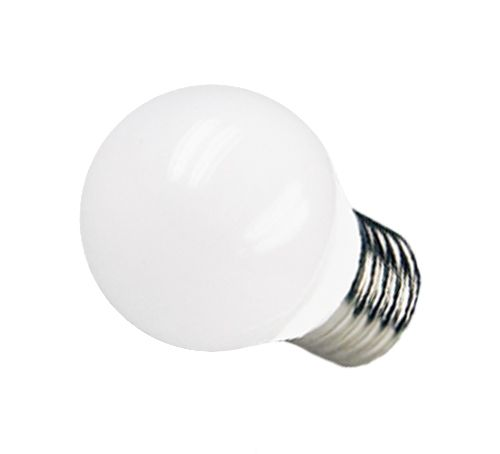 LED Birne E27, 3W, 220lm, warmweiß