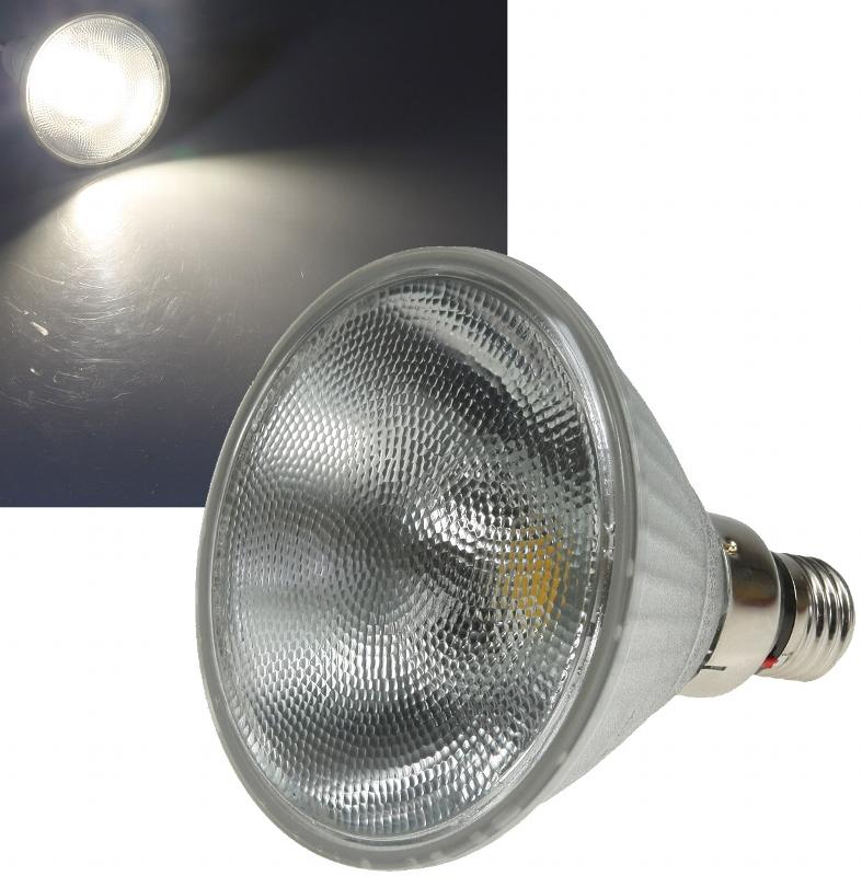 led strahler e27 13w 1000 lumen neutralwei par38. Black Bedroom Furniture Sets. Home Design Ideas