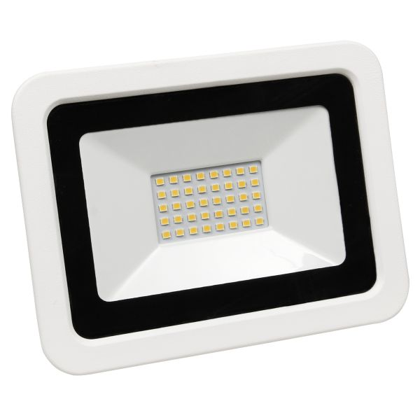 LED Außenstrahler, 30W, 2100lm warmweiß