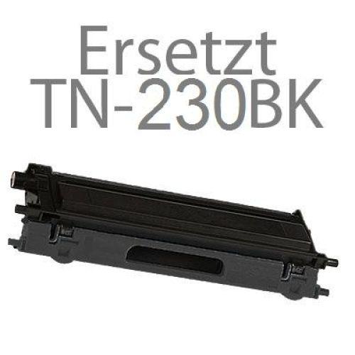 Toner BLT230B, Rebuild für Brother-Drucker mit TN-230BK