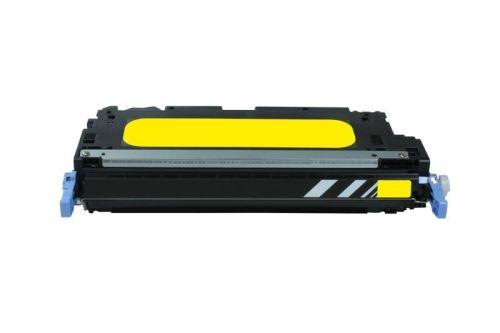 Toner CL717Y, Rebuild für Canon-Drucker, 4.000 Seiten, yellow