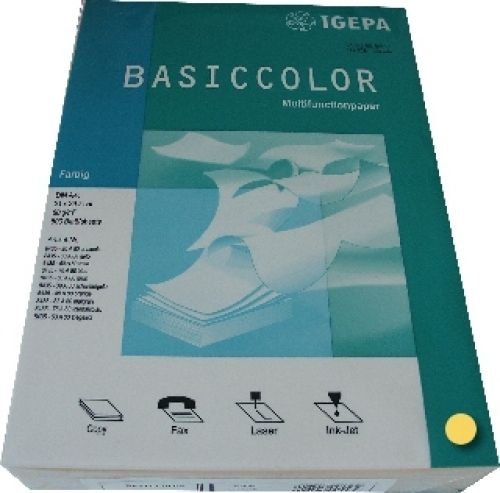 Multifunktionspapier chamois/creme A4 80g 500 Blatt