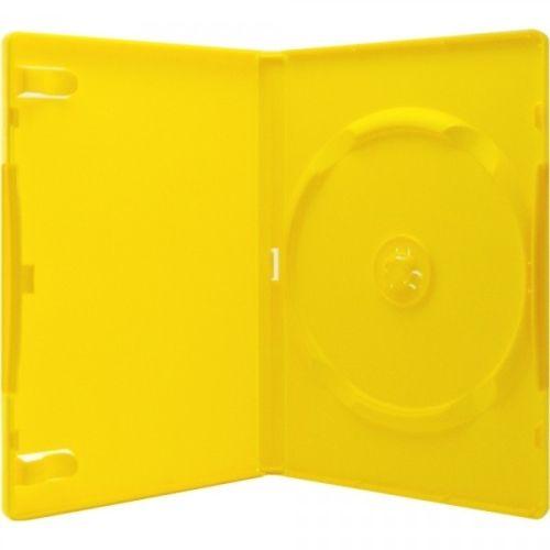 DVD-Hülle, 1 Stück, einfach, yellow