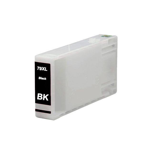 Druckerpatrone kompatibel zu T7901XL, schwarz