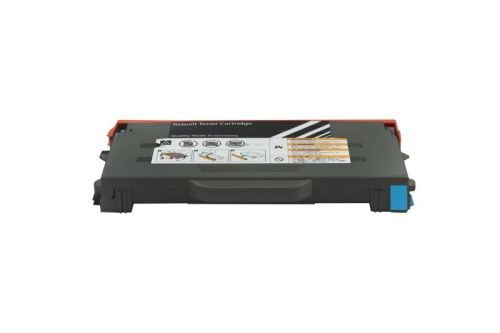 Toner LLX500C, Rebuild für Lexmark-Drucker, ersetzt C500H2CG