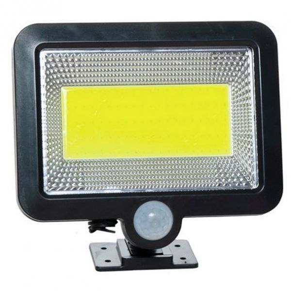 LED Solar-Fluter mit Bewegungsmelder 5W, 100LED