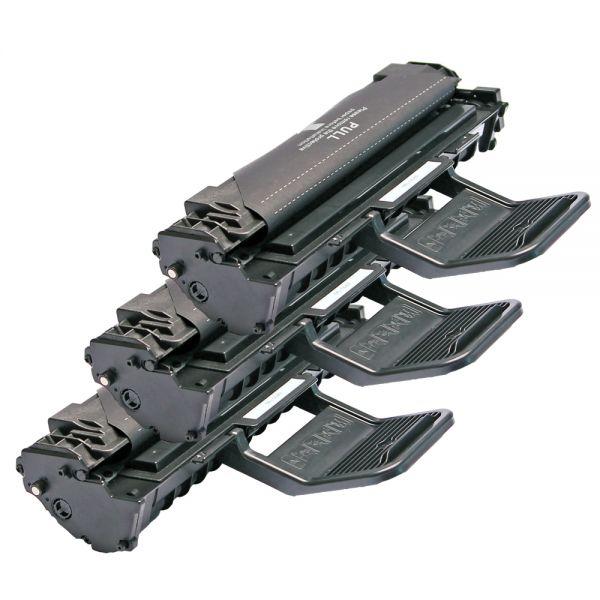 3 Alternativ-Toner, Rebuild für Samsung-Drucker, ersetzt MLT-D1082S