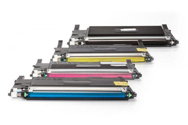 * Toner-Sparset für Samsung kompatibel CLP 320, Art. SLT320SET