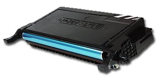 Toner XXL alternativ zu Samsung CLP-K660B / CLP-610/660   black