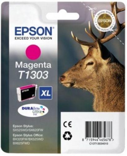 Tintenpatrone Epson T130340, magenta, EO-TP1303