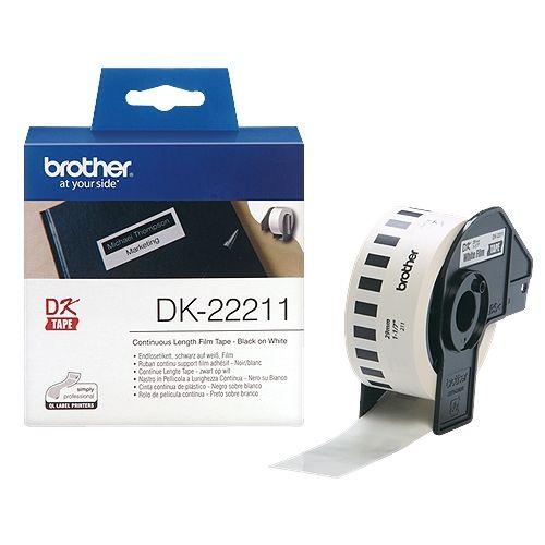 brother DK-22211, DK-Tape, 29 mm x 15,24 m