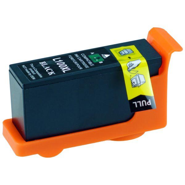 Druckerpatrone kompatibel LK100XLB, schwarz