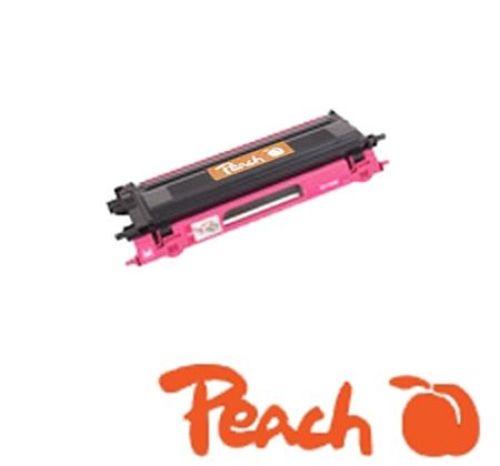 Peach Tonermodul magenta kompatibel zu TN135M