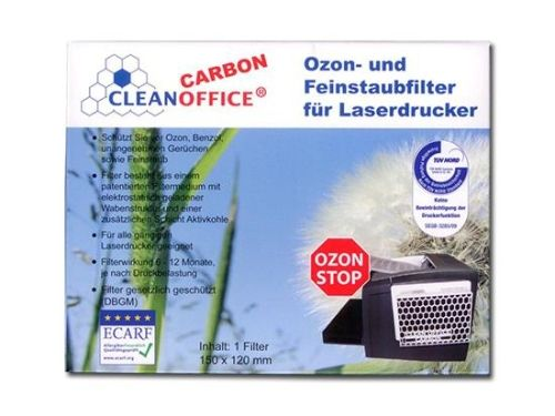 _Feinstaubfilter Carbon | CleanOffice_