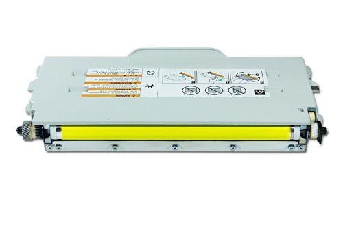 Toner LLX500Y-XL, Rebuild für Lexmark-Drucker, ersetzt C500H2YG