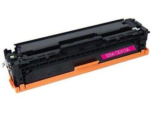 Toner Magenta Alternativ für HP-Drucker, ersetzt HP CE413A