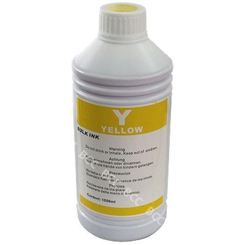 Nachfülltinte für Epson-Drucker / Yellow / 1000ml