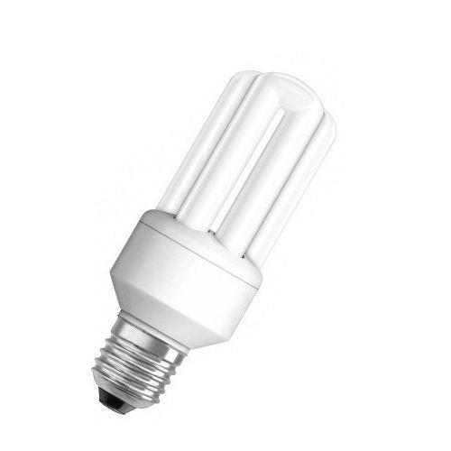 Sigalux 13 Watt E27 Energiesparlampe, 4 Rohrtechnik