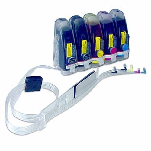 CISS Dauerdrucksystem für Pixma-Serie 5color