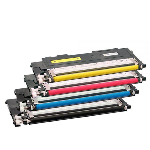 * Toner-Sparset kompatibel zu Samsung CLTP404C