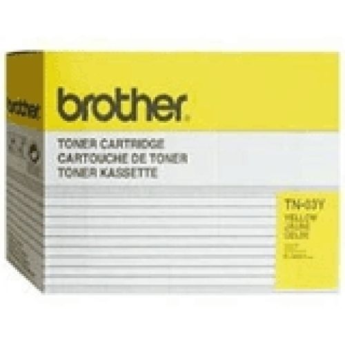 Toner Brother TN-03Y, yellow