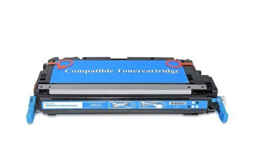 Toner CL711C, Rebuild für Canon-Drucker, 6.000 Seiten, cyan