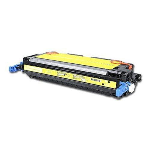 Toner HLT3800Y, Rebuild für HP-Drucker, ersetzt Q7582A
