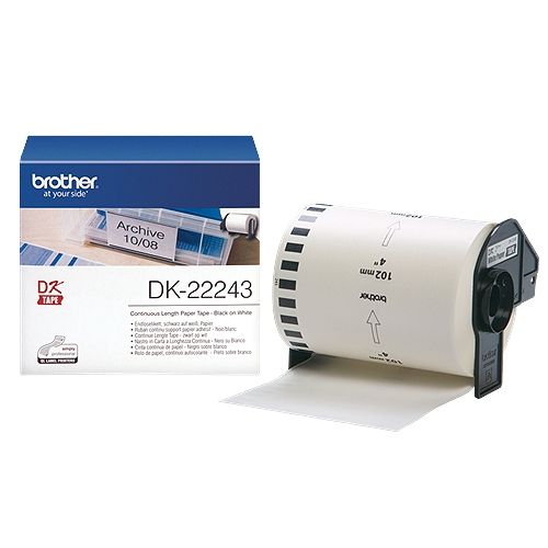 brother DK-22243, DK-Tape, 102 mm x 30,48 m