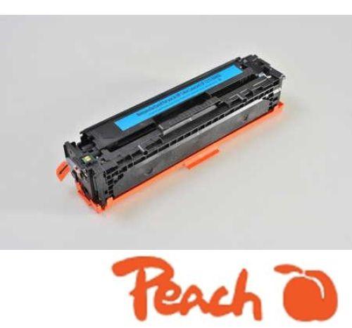 Peach Tonermodul cyan kompatibel zu CB541A