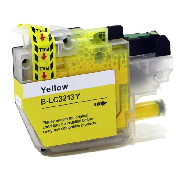 ** Patrone BK3213YE mit Chip, yellow