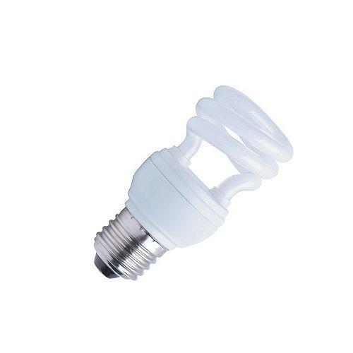 Sigalux 8 Watt E27 Energiesparlampe, Mini-Twist