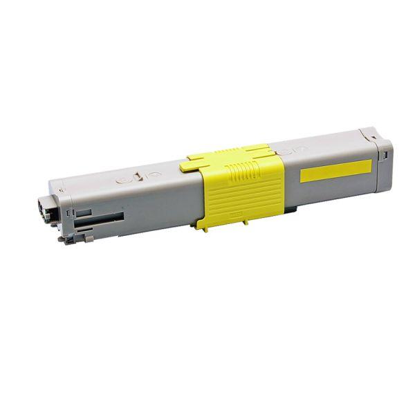 Toner alternativ zu Oki 46508709, yellow