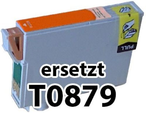 kompatible Druckerpatrone EKT0879 orange