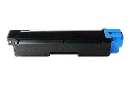 Toner KLT580C, Rebuild für Kyocera-Drucker, ersetzt TK-580C