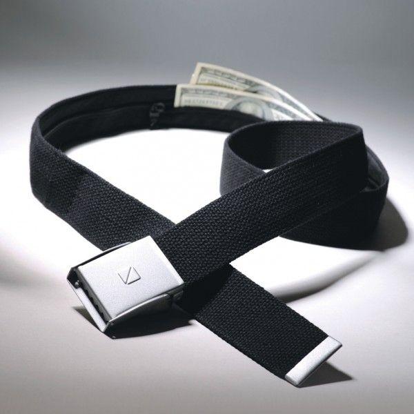 Security - Gürtel 130cm schwarz