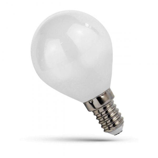 LED Birne E14, 4W, 400lm, warmweiß Filament