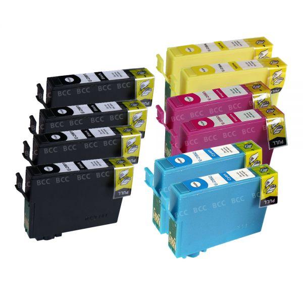 10 kompatible Patronen im Sparset ES299x-10