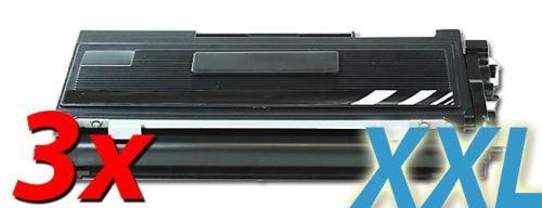 Toner-Sparset: 3 x BLT2005XXL, Rebuild für Brother-Drucker