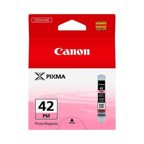 Original Canon Tintenpatrone Foto-Magenta CLI-42PM