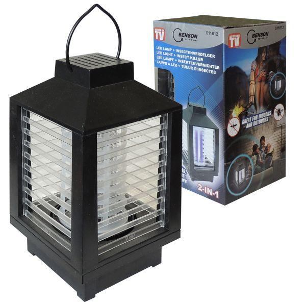 2In1 Insektenvernichter & LED-Lampe