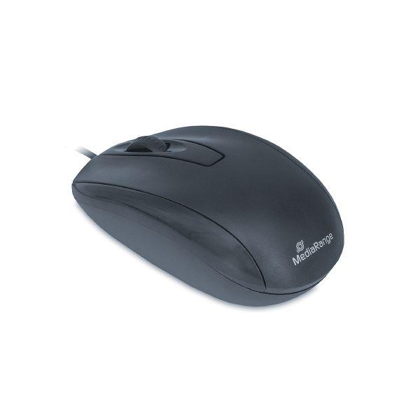 Computer Maus, 3 Button 1000dpi, drahtgebunden