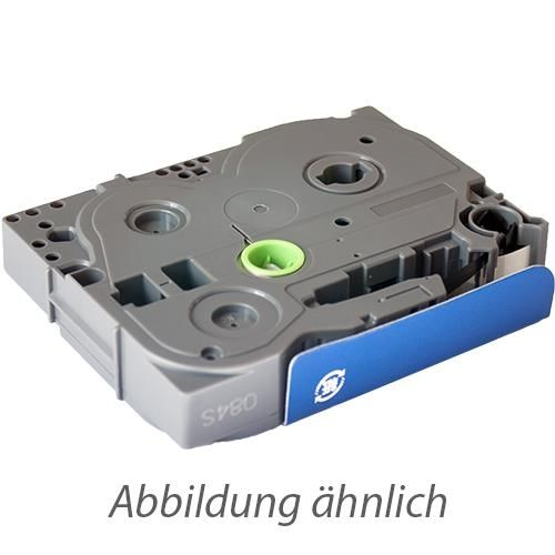 brother Schriftbandkassette TZe-FX611, 6 mm x 8 m, Flexi