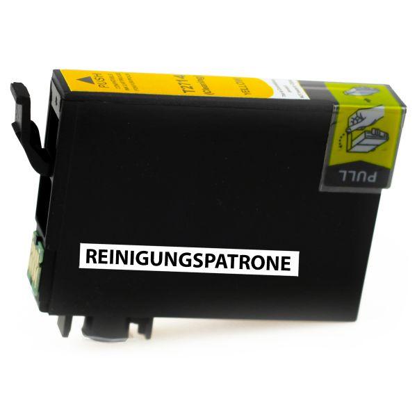 Reinigungspatrone yellow, kompatibel zu Epson T2714
